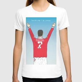 I am Cantona T-shirt