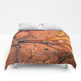 Life on the Tidal Shelf in PEI Comforters