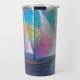 Bodrum Turquoise Coast Gulet Cruise Travel Mug