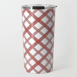 RED LACE Travel Mug