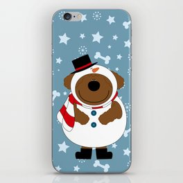 SnowWan iPhone Skin