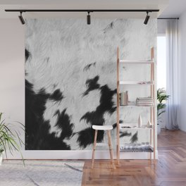Spotted Cowhide Wall Mural