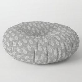 Grey Phantom Stag Floor Pillow