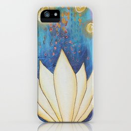Love and Loss:Rebirth iPhone Case