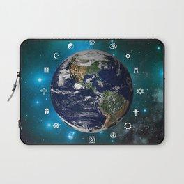World Religions Laptop Sleeve