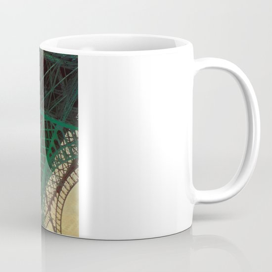 in the eye Mug