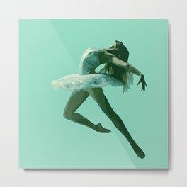 Dancing Woman  Metal Print