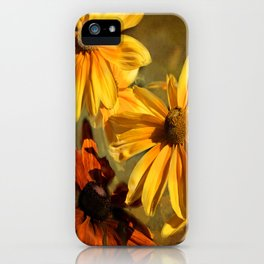 Sunshine in my Garden Two iPhone Case