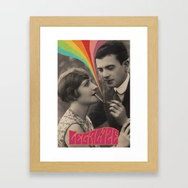 Legalize! Framed Art Print