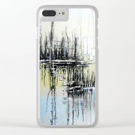 Nr. 642 Clear iPhone Case