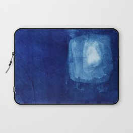squaring the moon Laptop Sleeve