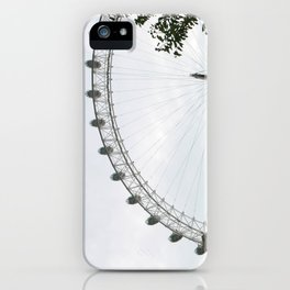 Eye in Londontown iPhone Case