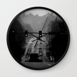 Dip Wall Clock
