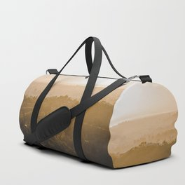 Golden Hour - Los Angeles, California Duffle Bag