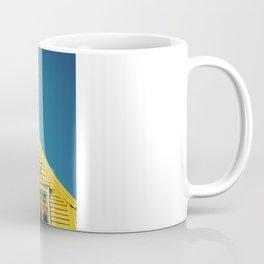 Sunny Yellow House Coffee Mug