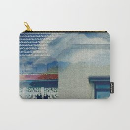 Floating through Carlton Carry-All Pouch