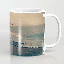 Deserted Beach Coffee Mug