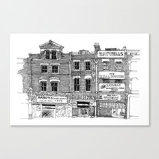New Cross, London Canvas Print