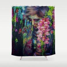 Impressionism  Shower Curtain