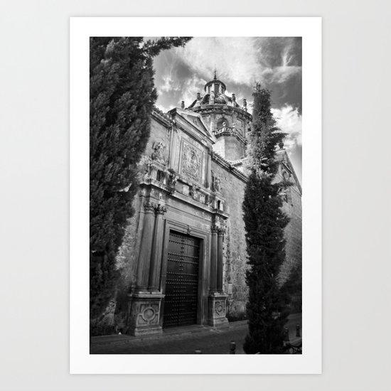 Granada Art Print