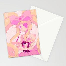 Killer princess Stationery Cards