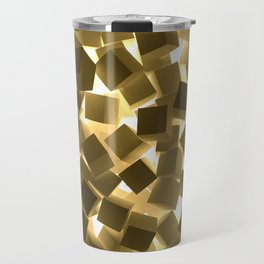 3D What Burns in Your Box? Travel Mug