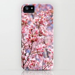 Cherry Blossom Blooms for Spring iPhone Case