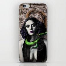Miss Purple iPhone & iPod Skin