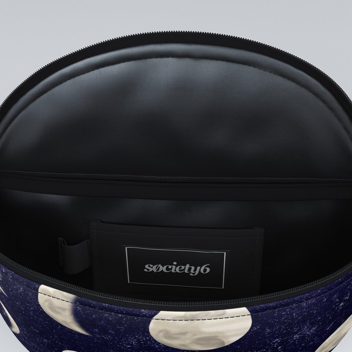 Moon Phase - Galaxy Fanny Pack