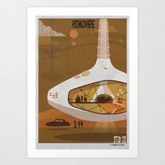 ARCHINOWHERE 013_study Art Print