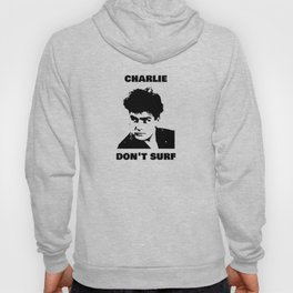 Charlie Sheen Don't Surf Hoody