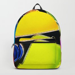 Colorful Art Paint Backpack