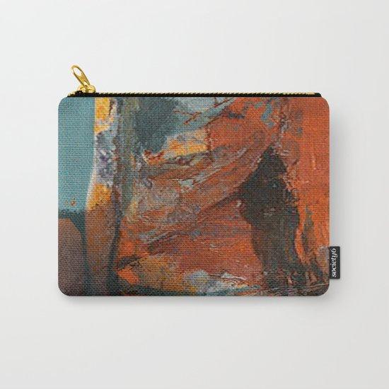 La Mujer y la Tierra Carry-All Pouch