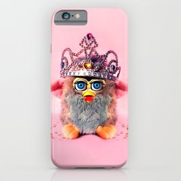 Furby Princess iPhone Case