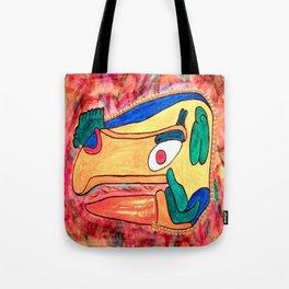 MAYAN TOUCAN Tote Bag