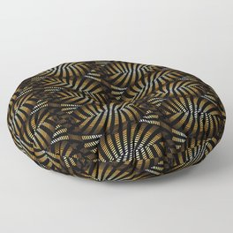 The Oval Tigers Floor Pillow