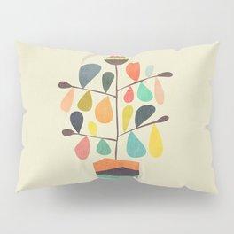 Potted Plant 4 Pillow Sham