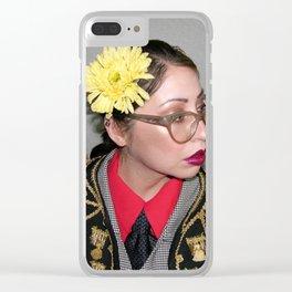 Matador Clear iPhone Case