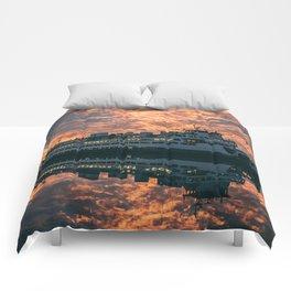 Friday Harbor Ferry Comforters