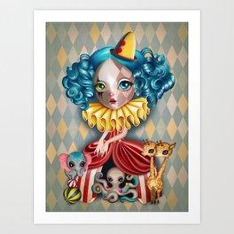 Penelope's Imaginarium Art Print