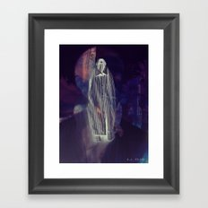 Flay Framed Art Print