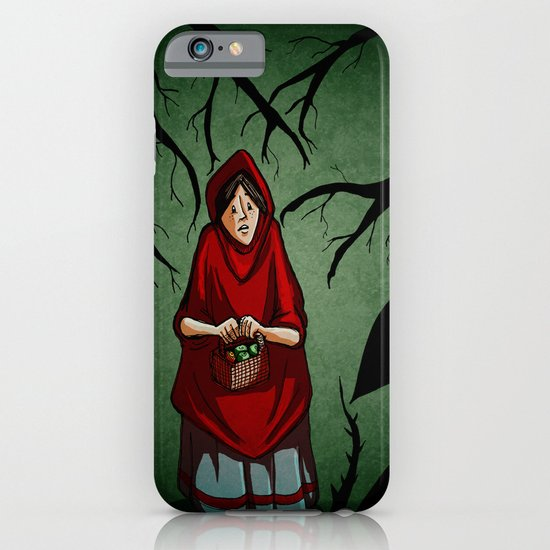 Lost in the Fog iPhone & iPod Case