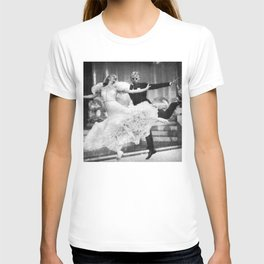 Jason Vorhees as Fred Astaire T-shirt