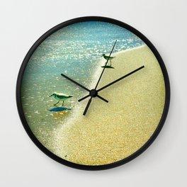 couple of kooks Wall Clock