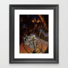 Echthelion of the Fountain and Gothmog Framed Art Print
