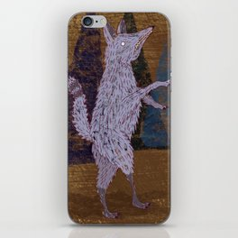 COYOTE iPhone Skin