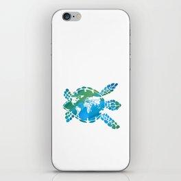 Mother Earth II iPhone Skin