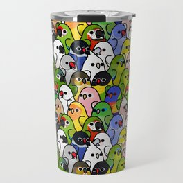 Too Many Birds!™ Bird Squad 2 Travel Mug