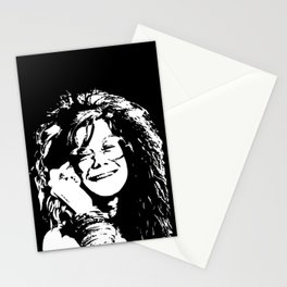 FEMALE SINGER, SONGWRITER AND 1960'S LEGEND Stationery Cards