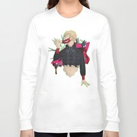 dmmd Long Sleeve T-shirts featuring Dive into DMMd: Noiz by Bara-Ettie